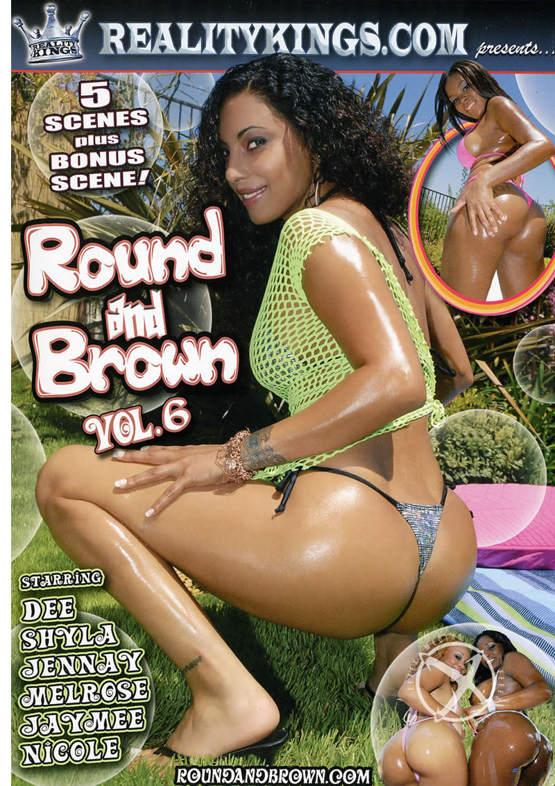 Round And Brown 06